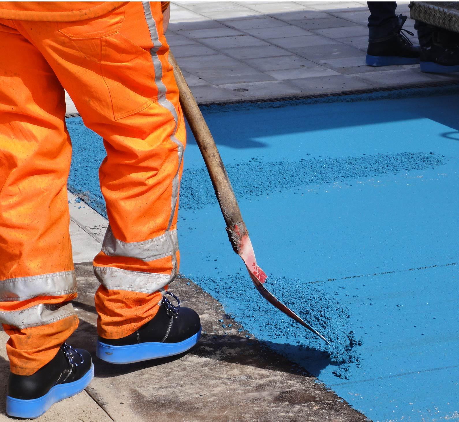 Onderhoud en asfaltreparatie