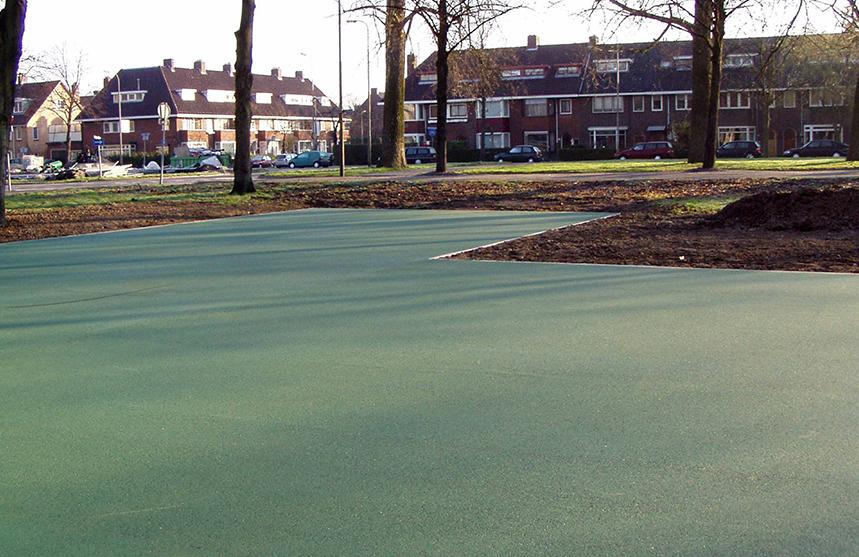 Groen asfalt